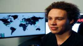 Marcus Hutchins, a British cybersecurity expert