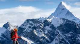 Nepal Monunt Everest