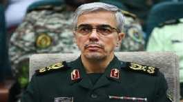 Chief of Staff of Iranian Armed Forces Mohammad Baqeri