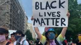 US Protest BLM