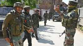 Indian Security Forces in J&K