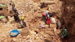 Congo mine collapse