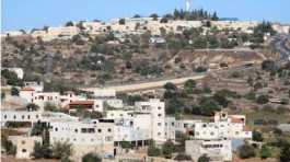Israeli Settlement in West Bank