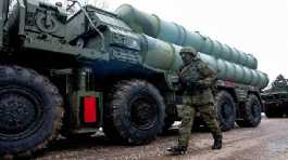 S-400 missile defense systems